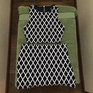 Pencil skirt / matching set